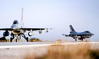 Ti år siden Natos bomber falt over Libya