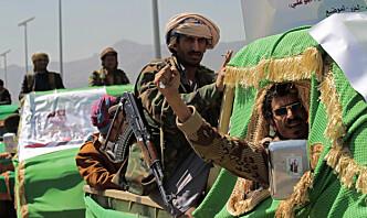 FNs sikkerhetsråd ber om våpenhvile i Jemen