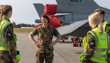 Sjef Luftforsvaret: – Vi har kommet langt, men vi trenger å gå lengre