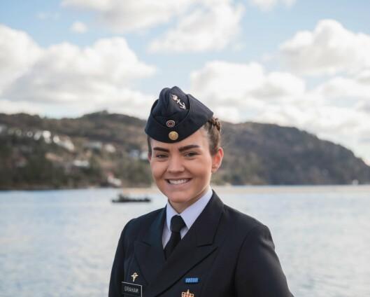Sjøforsvarets hovedtillitsvalgt mottok fortjenstmedalje
