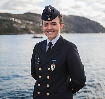 Hovedtillitsvalgt i Sjøforsvaret, Gesine Stoltenberg Graham, mener registrering av arbeidstid er nødvendig for å kartlegge brudd på arbeidsbestemmelsene.