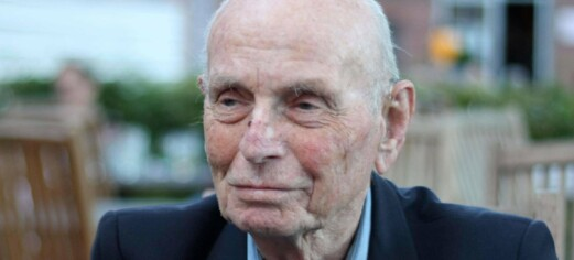 Kompani Linge-veteran Asbjørn Fjeld er død