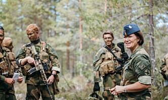 Likestilling i Forsvaret: – Kvoter meg inn i morgen