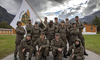 Samfunnets bilde av militærtjeneste