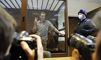 Fornyet Nato-krav om at Navalnyj løslates