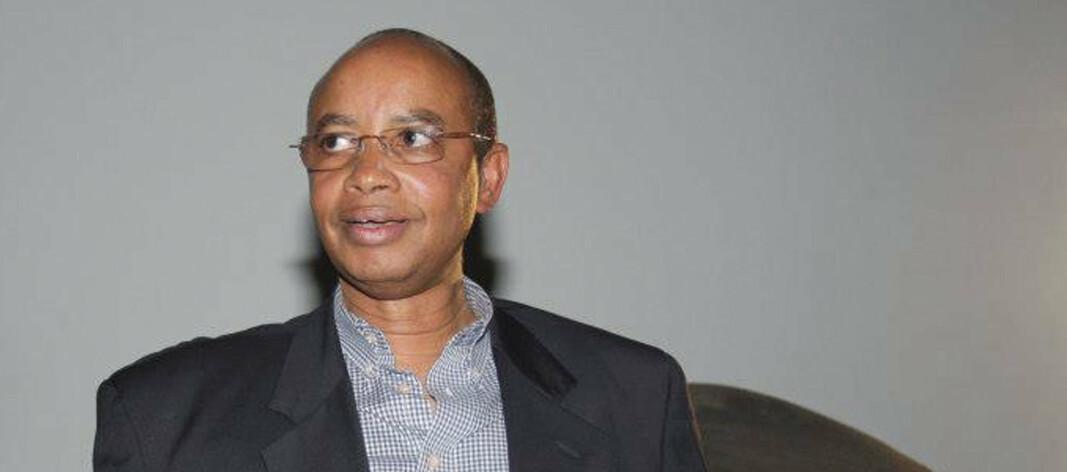 SPIONSJEF: Patrick Karegeya var en av de viktigste etterretningssjefene i Rwanda før han hoppet av og dro i eksil.