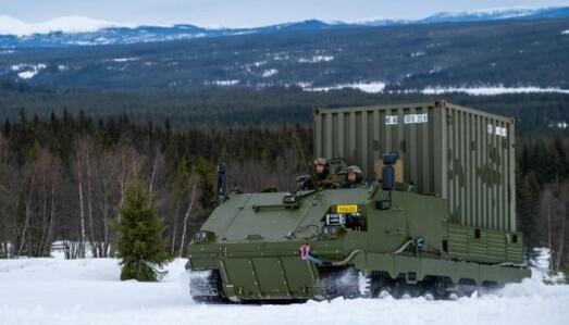 ACSV G5: Forkortelsen ACSV står for Armoured Combat Support Vehicle og skal fylle flere roller i Hæren.