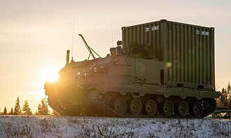 Hæren får nye kampstøttevogner i 2022