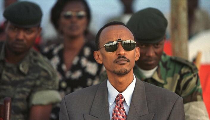 AUTORITÆR: Paul Kagame har ledet Rwanda siden 1994.