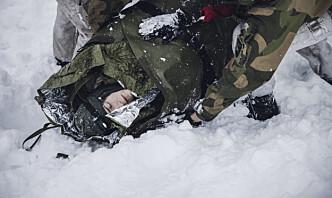 TVO vil ha bedre forsikring for soldatene