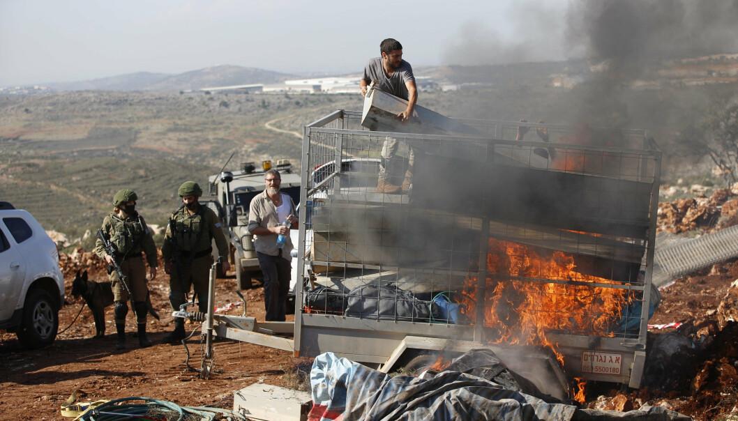 FARLIG: IS ble nedkjempet for to år siden, men allikevel mener kurdiske styrker at organisasjonen er farlig.