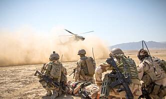 Tyskland: Sannsynlig at Nato trekker seg ut av Afghanistan i september