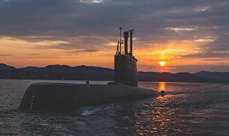 Norge får nye ubåter fra Tyskland