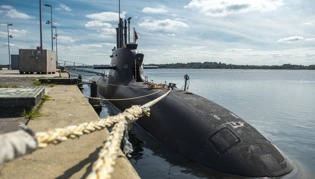 212A-KLASSEN: Den tyske ubåten U-36. Nå skal Norge og Tyskland sammen anskaffe fartøyer basert på den samme ubåtklassen.