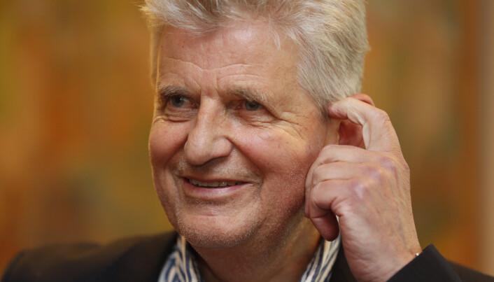 DIPLOMAT: Den pensjonerte diplomaten Arild Øyen kjente Partick Karegeya godt.