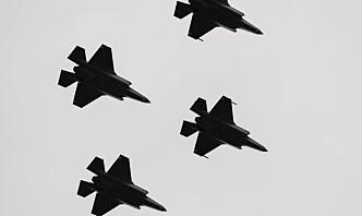 Norsk selskap signerte milliardavtale med Lockheed Martin