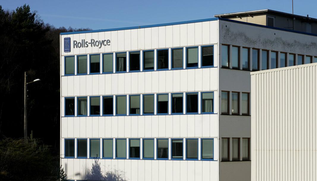 FABRIKK: Fabrikklokalene til Bergen Engines AS i Bergen.