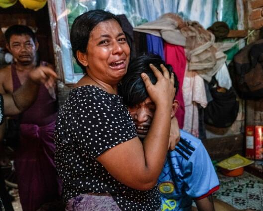 Forsvarssjefer i flere land fordømmer voldsbruken i Myanmar