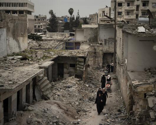 FN fikk ikke det de ba om til humanitærhjelp for Syria