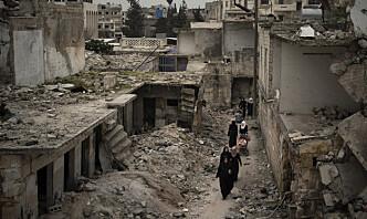 FN: Rekordstort behov for Syria-hjelp