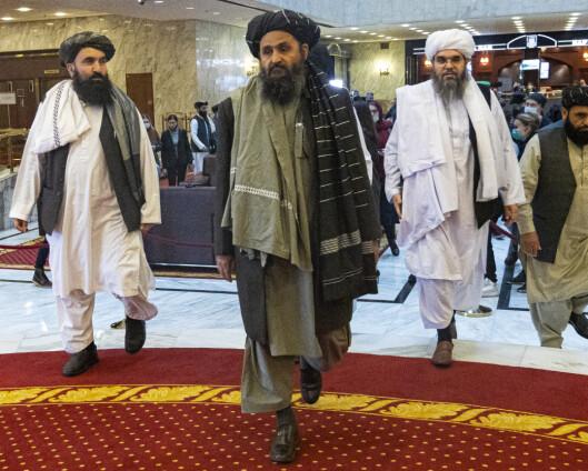 Taliban varsler offensiv mot utenlandske styrker