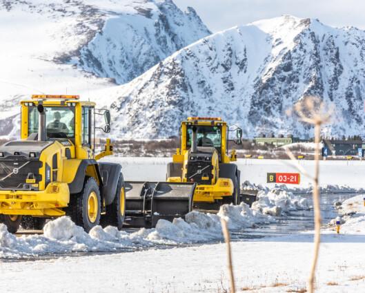 Forsvarsbygg har overlevert veikartet for etterbruken av Andøya flystasjon