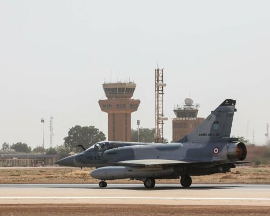 FN-rapport: 19 sivile drept i fransk angrep i Mali