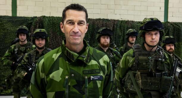 Svenskenes tillit til militæret har økt under pandemien