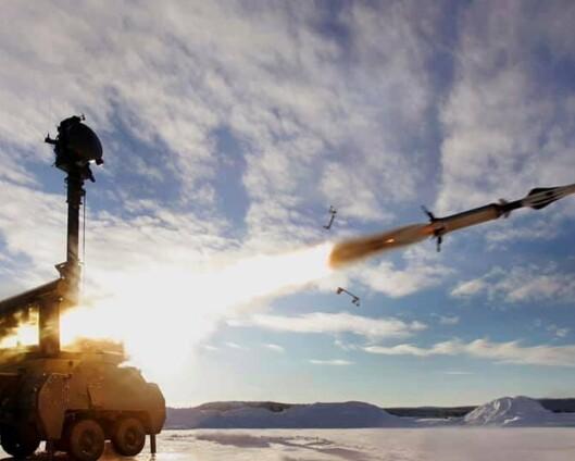 Svenskene styrker luftvernet på Gotland «betydelig»