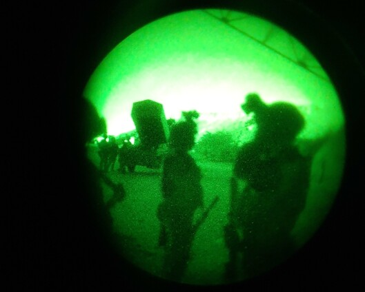 Norsk Irak-sjef: – Vi kjente, luktet og så eksplosjonene