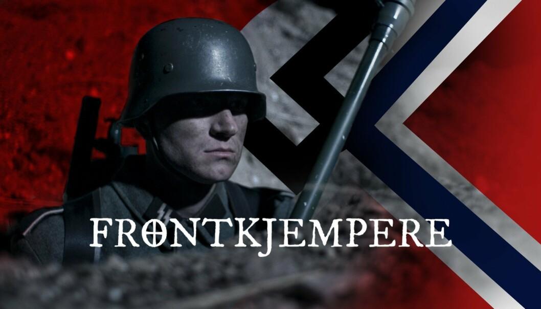 KRIGEN: NRKs dokumentarserie «Frontkjempere» om 2. verdenskrig skuffer, skriver historiker Fredrik Fagertun.