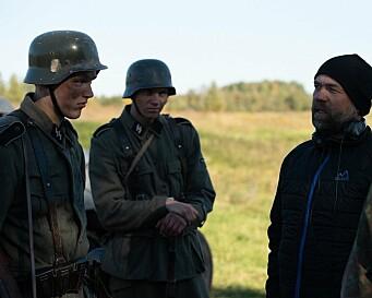 Lite nytt å fortelle fra Østfronten