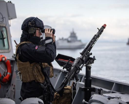 – Sjef Forsvarsstaben tåkelegger kritikken fra Nato