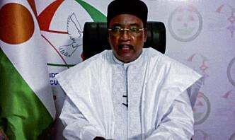 Meldinger om skyting nær presidentpalasset i Niger