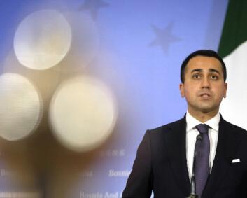 Nyhetsbyrå: Italiensk offiser ga Nato-dokumenter til Russland