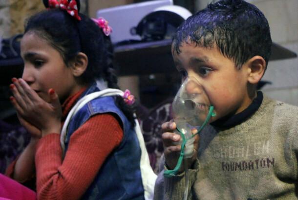 «De som har begått krigsforbrytelser i Syria må ikke gå ustraffet»