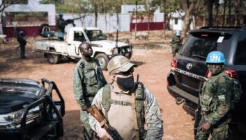 FN: Russiske leiesoldater begår overgrep i Den sentralafrikanske republikk
