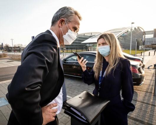 Nato-sjefens rådgiver skulle ønske morgenen var mer «zen» og avslører at hun spiser alt for mye sjokolade