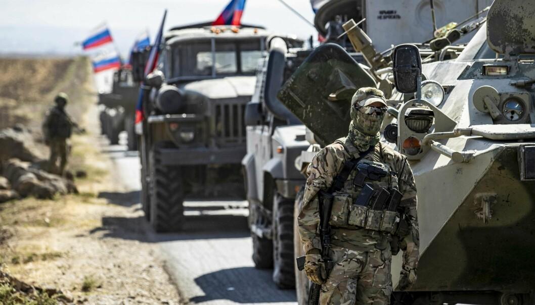Russisk menneskerettsgruppe med sterk kritikk av Russlands framferd i Syria
