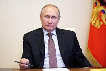 Russland sier de vil ta grep hvis vestlige soldater blir sendt til Ukraina