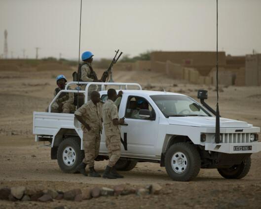 FN-soldater drept i Mali
