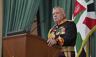 Kongens halvbror sier han er satt i husarrest - flere pågrepet i Jordan