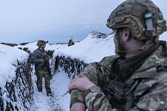 EU uttrykker dyp bekymring over russisk aktivitet nær Ukraina