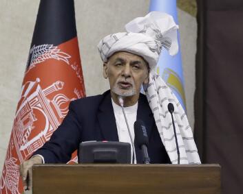 Kilder: Afghanistans president har lagd nytt fredsforslag