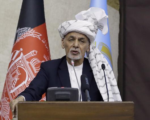 Kilder: Nytt fredsforslag fra Afghanistans president