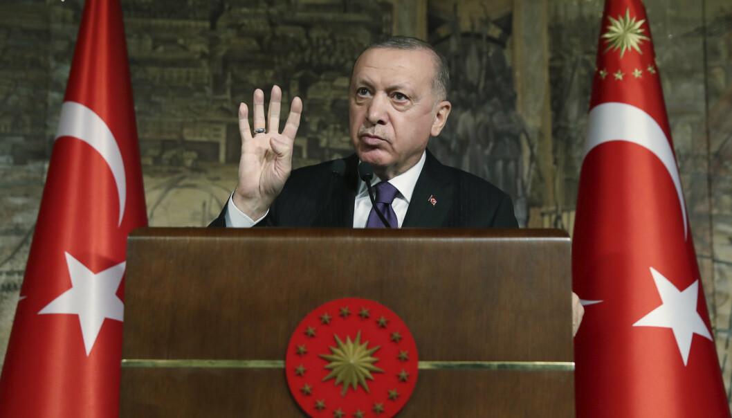 I Tyrkia spør flere seg om president Recep Tayyip Erdogan kan komme til å trekke landet ut av Montreux-avtalen og andre internasjonale traktater.