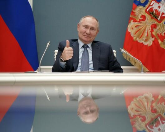 Nå har Putin offisielt muligheten til å beholde makten til 2036
