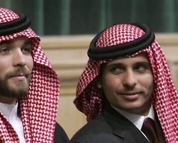 Jordans konge vil mekle, prinsen lover lojalitet