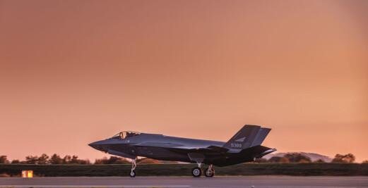 F-35 blir dyrere for Norge uten Tyrkia
