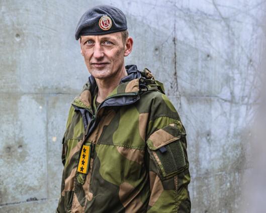Forsvarssjefen til TV2: – Norske soldater har deltatt i krig i Afghanistan